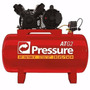 Compressor De Ar 10 Pés 100 Litros Mono 220v Industrial