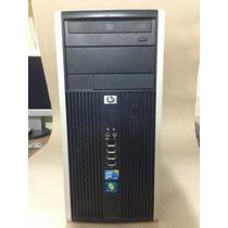 Pc Cpu Hp Torre Core 2 Duo 1/80 Dvd Wifi Com Garantia