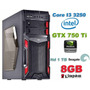 Pc Gamer Core I3 + Gtx 750ti + Hd 1tb + 8gb + Fonte 500 W