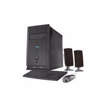 Pc Desktop Cce C43 Dual Core + 320gb + Wifi + Monitor