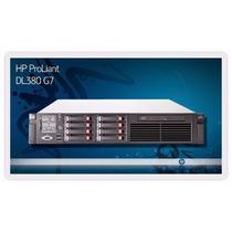 Servidor Hp Dl380 G7 1x Xeon X5630 6gb Ram 2x146gb Sas N.f