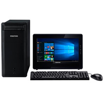 Pc Positivo Celeron Dual Core, 2gb, 320gb Hd E Monitor 15,6