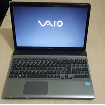 Notebook Sony Vaio I3 6gb 500hd Tela 15,6