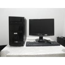 Cpu Completa Dual Core / E5400-ddr3 Com Monitor