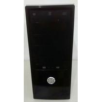 Computador Dual Core Gabinete Novo C/ Garantia E Nota Fiscal