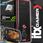 Pc Gamer Intel I3 4160 Gtx 750ti 2gb 4gb 500gb 430w 80plus