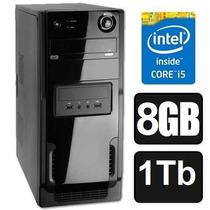 Pc Cpu Intel Corei5 3ªgeração+8gb Ram+hd 1tb Garantia 1ano!