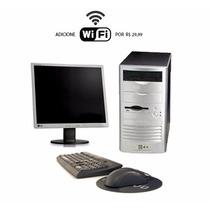 Computador Completo Uso Doméstico Frete Grátis Promoção