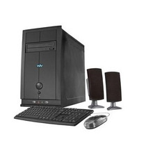 Computador Monitor Cce Desktop Intel Celeron Novo