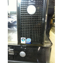 Mix Cpu Dell Optiplex 755 Core 2duo Mem 1 Gb Hd 80 Gb