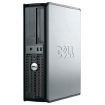 Computador Cpu Dell Hd 160gb Core 2 Duo 4gb Wifi Nf Garantia