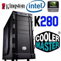 Cpu Gamer Asus/ 8gb/ 1tb/ Gt730/ Cooler Master