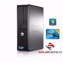Cpu Dell Optiplex 755 Core 2duo 3.0 Ghz 2gb Hd 160gb