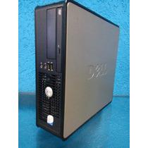 Cpu Dell Optiplex 760 Core 2 Quad,8gbmem Ram,320gb Hd,wi-fi