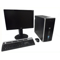 Pc Core 2 Duo Ddr2 - Completo C/ Monitor 17 Lcd (torre)
