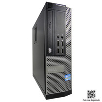 Desktop Dell Optiplex 790 Sff Core I3, 3.3ghz, 4gb, 320gb