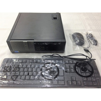 Cpu Dell Optiplex 9020 Mini Torre Core I5 4gb Hd 500 Dvd Rw