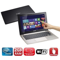 Notebook Touch Asus Vivobook 2gb, 500mb, Windows 8