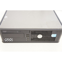 Computado Cpu Dell Optiplex Gx620 Mini Pentium D 2,2 Hd80 1g