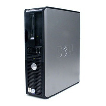 Pc Desktop Dell Optiplex Pentium Dual Core- 2 Gb Ram + Hd