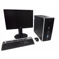Computador Hp 6000 Dual Core Hd 250 Gb 2 Gb De Memória Usado