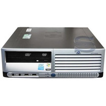 Cpu Hp Dc7600 Pentium 4 Memória 2gb Hd 40gb