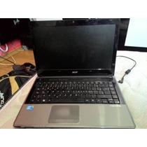 Notebook , Acer 4745 Retirada Peças Nao Liga,menor Preço