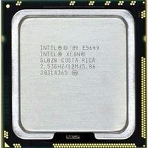 Processador Intel Xeon E5649/2.53hz/12m/lga1366