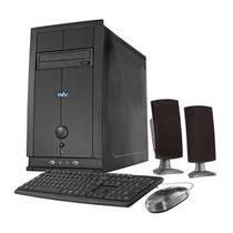Computador C/ Monitor Cce Desktop Intel Celeron Novo Lacrado