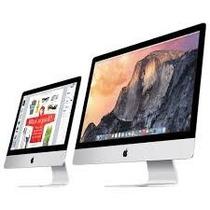 Computador Apple 21.5 Imac1.4 I5 Dualcore 8gb 500g Mf883ll/a