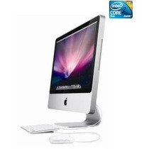 Imac 20 Sem Uso. Mc015bz/a Intel C2d 2.0 160gb, 4gb Dvd-rw