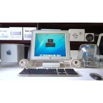 Apple Powermac Cube + Apple Display + Harman Kardon