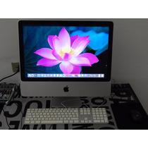 Apple Imac 20 Intel Core 2 Duo 2.4 Ghz - Barato!