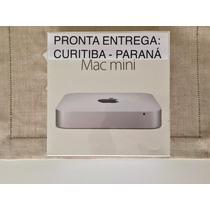 Mac Mini Mgen2 Novo, Lacrado. (i5 2.6ghz/8gb/1tb Hd/iris)