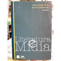 Literatura E Mídia - Livro