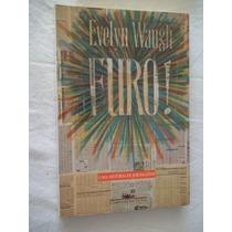 Livro - Evelyn Waugh - Furo ! - Jornalismo