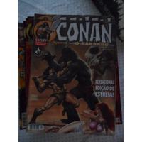 Conan O Barbaro! Mithos Editora! Vários R$ 8,00 Cada!