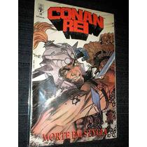 Conan Rei Nº 10 - Editora Abril - Heroishq