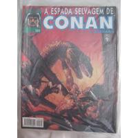 A Espada Selvagem De Conan Nº 132