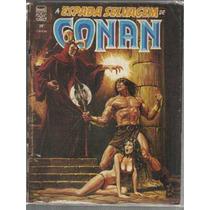 A Espada Selvagem De Conan Numero 25 - Editora Abril