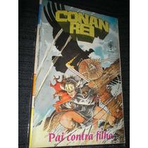 Conan Rei Nº 09 - Editora Abril - Heroishq