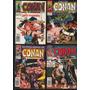 Conan, O Bárbaro Nºs 28 À 54 - Abril - 1994 ( Gibizada! )
