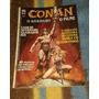 Raro Hq Conan O Bárbaro 1982 Quadrinização Do Filme Ed Abril