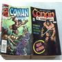 Conan O Barbaro - Pacote Com Os Nºs De 1 A 50