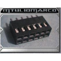 Conector Multi Vias - Componente Eletronico Rf Atmel Avr Pic