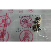 Conectores Rca Receiver Gradiente Ds40 Ds-40