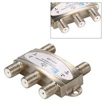 Alternar 4x1 Diseqc Satélite Dish Receptor Fta 4x1 Multi Lnb