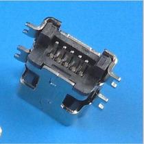 Conector Mini Usb Tipo A (frete Fixo R$8,00) Tablet Gps