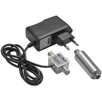 Mini Booster Uhf 40db Proeletronic Pqbt-4000 Amplificador Hd