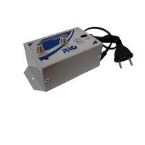 Pqal-3000 / Amplificador De Linha 30db Bivolt - Proeletronic